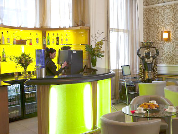 Paddington court hotel london auf buchen for 27 devonshire terrace paddington