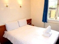 Double room at Montana Hotel London