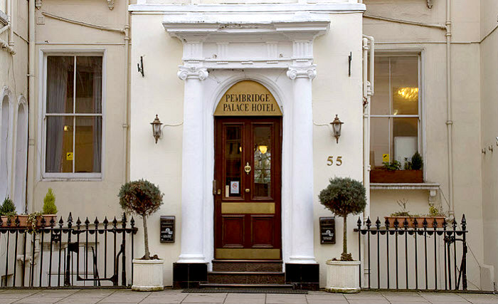 Pembridge Palace Hotel London is situated in a prime location in Bayswater