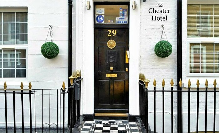 Chester Hotel Victoria is situated in a prime location in Victoria close to Victoria Train Station