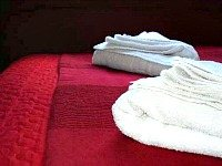 White, fluffy towels available at the Chester Hotel Victoria