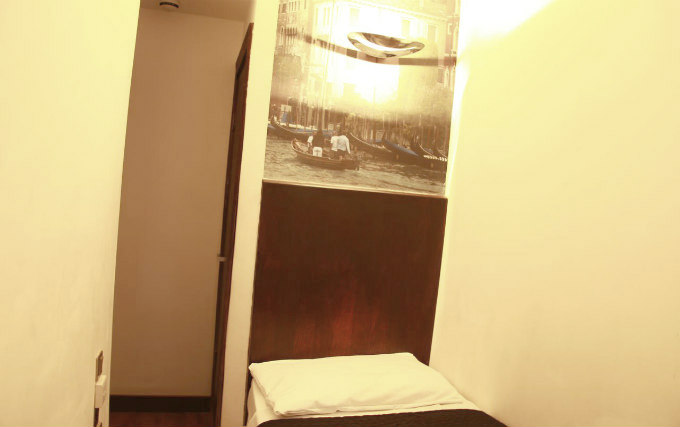 Single Room at Exhibition Court Hotel 4