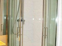 A typical shower system at Exhibition Court Hotel 4