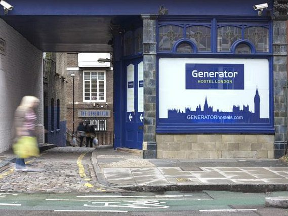 The staff are looking forward to welcoming you to Generator Hostel