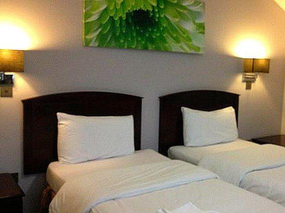 Hotel London Wembley Doppelzimmer