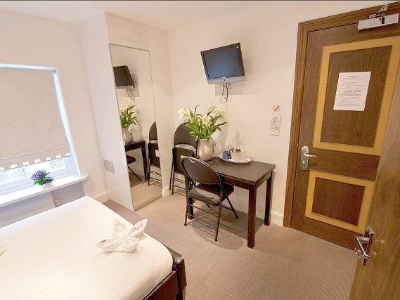 Hotel 43 london london auf buchen for 43 queensborough terrace london w2 3sy