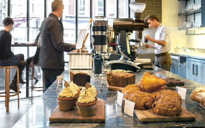 Enjoy a great breakfast at Crowne Plaza London Shoreditch