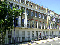 Passfield Hall in Bloomsbury