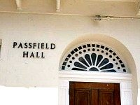 The exterior of Passfield Hall is very impressive and has the classic London look