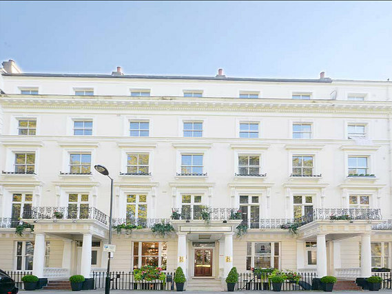 Shaftesbury Hotel Bayswater London