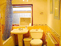 Another typical bathroom at Revive Lodge Heathrow