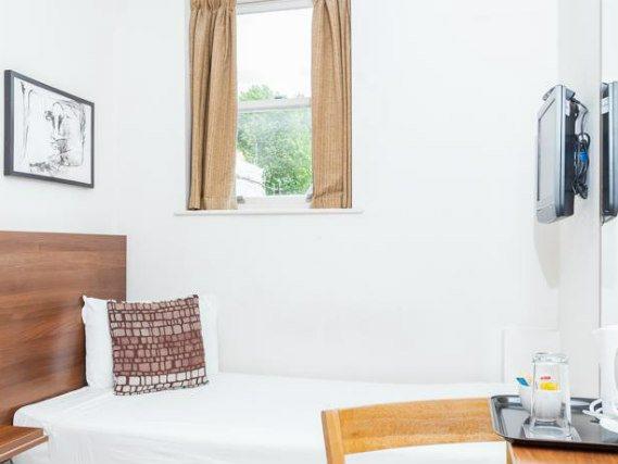 Kensington Close Hotel Bewertung