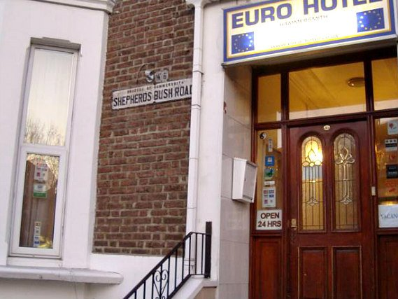 The staff are looking forward to welcoming you to Euro Hotel Hammersmith