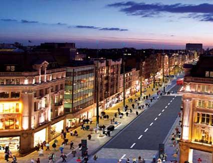 Hotel Nahe Oxford Street London