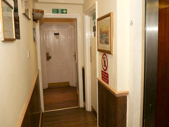 Common areas at Holland Court Hotel