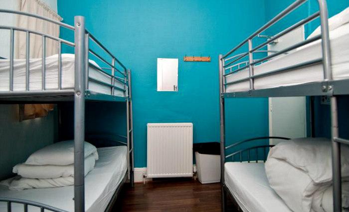Venture Hostel London Rooms
