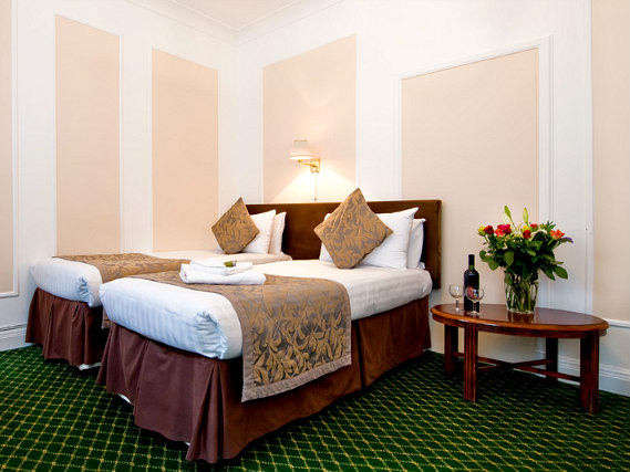 Astor Court Hotel London Bewertung