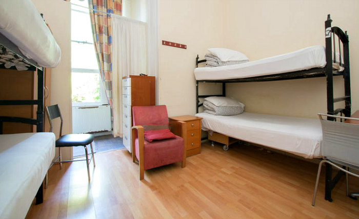 Small Dorms have all the amenities you need for a comfortable stay in London