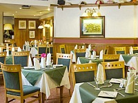 Spend some time in the Restaurant at Master Robert Hotel