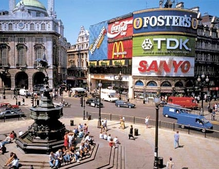 Cheap Hotels Near Piccadilly Circus