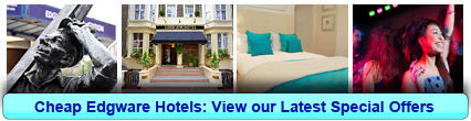 Buchen Sie Cheap Hotels in Edgware