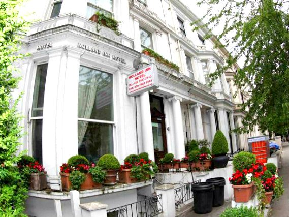 Holland Inn Hotel is situated in a prime location in Kensington close to Holland Park
