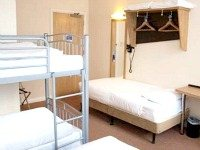 Rooms are simple but clean at Comfort Inn London