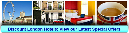 Buchen Sie Discount London Hotels