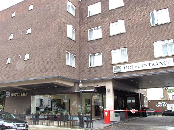 Hotel Lily is situated in a prime location in Earls Court close to Normand Park
