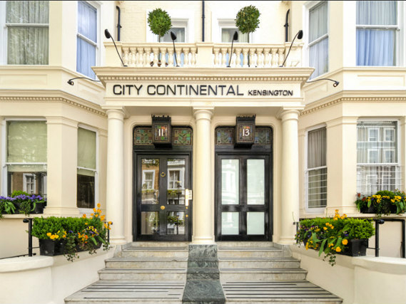 City Continental London Kensington is situated in a prime location in Earls Court close to Earls Court Exhibition Centre