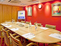 The hotel has conference facilities should you require them for business