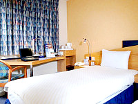 A Single room at Holiday Inn Express Southwark