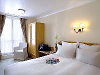 A Typical Double Room at Hyde Park Towers Hotel