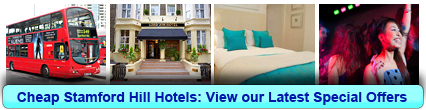 Reserve Hoteles baratos en Stamford Hill