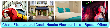 Reserve Hoteles baratos en Elephant and Castle