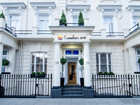 Comfort Inn London - Westminster is situated in a prime location in Victoria close to Warwick Square