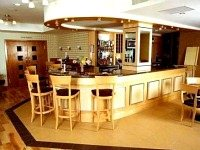 Enjoy a drink at the bar at Quality Hotel London Wembley