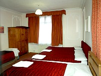 Quad room at Chelsea House Hotel