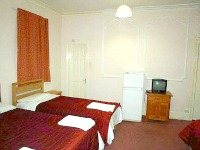 Triple room at Chelsea House Hotel