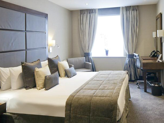Double room at Grange Wellington Hotel
