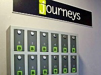 Journeys Kings Cross