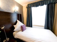 A Typical Single Room at The Shaftesbury Hyde Park Paddington