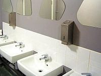 All shared bathrooms are newly fitted and kept to a high standard