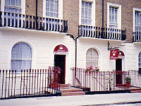 Hotel Meridiana, bed and breakfast in Kings Cross district