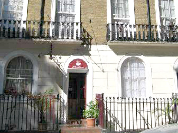Hotel Meridiana is situated in a prime location in Kings Cross close to Kings Cross Station