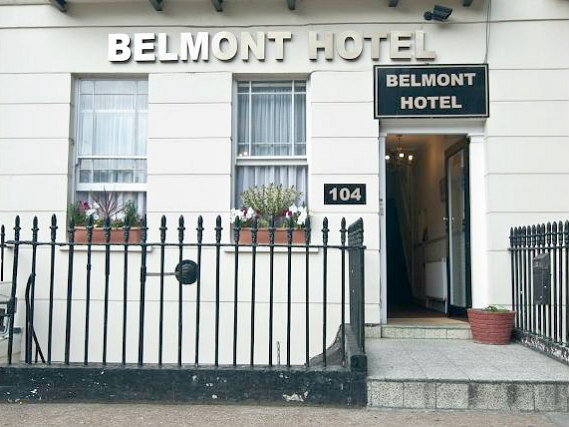 The staff are looking forward to welcoming you to Belmont Hotel London