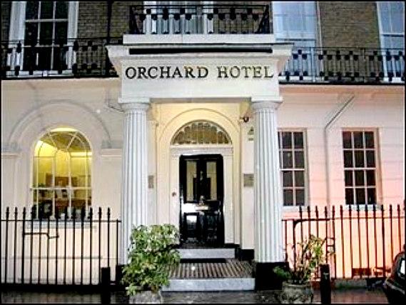 Orchard hotel londres r servez sur - Penthouse paddington londres en angleterre ...