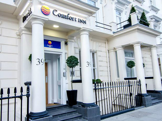 The staff are looking forward to welcoming you to Comfort Inn London - Westminster
