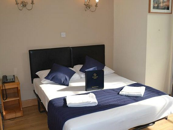 Chambre double de Oxford Hotel London