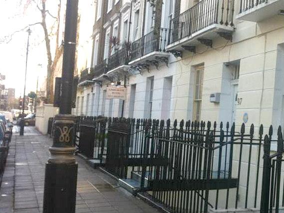 Hotel Pas Cher En Plein Centre De Londres